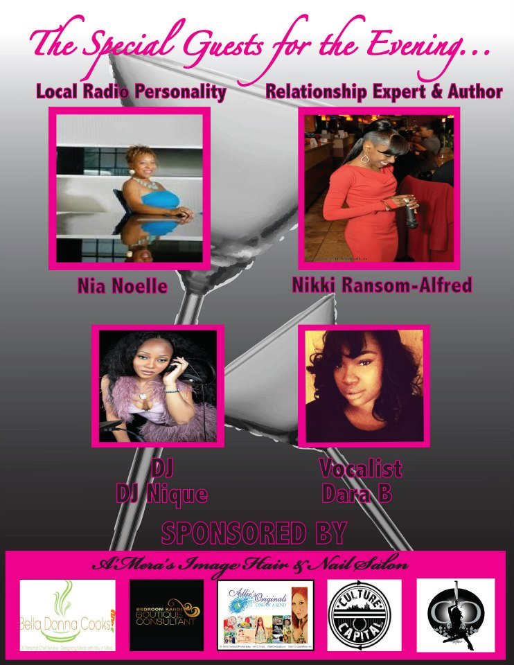 Author Noelle Beasley >> Join Me At The Seductive Sophisticated Soiree Nianoelle Com